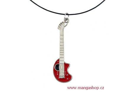 Přívěšek kytara