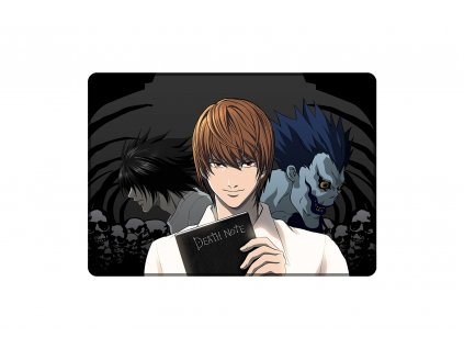 PODLOŽKA Death Note characters A3 MOCK UP