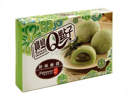 mochi zelený čaj 210