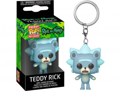 Klíčenka Funko Pocket POP Teddy Rick