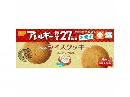 ONISI Rýžová sušenka kokos