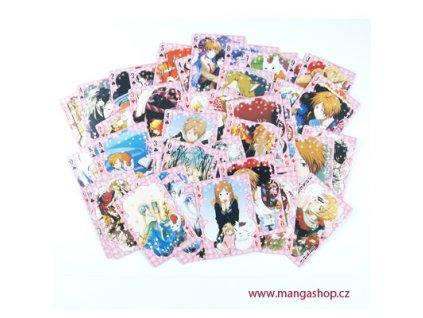 Hrací karty Natsume