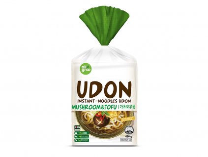 iNSTANT NOODLE mushroom and tofu