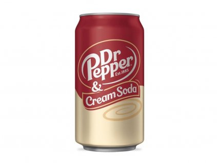 Dr pepper cream soda