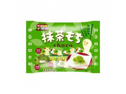 CHIRORU CHOCO Kinako Mochi Matcha Made in Japan