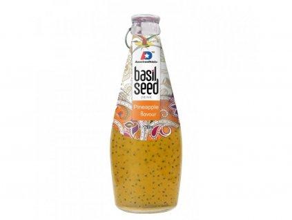 Basil seed drink - Pineapple 290ml