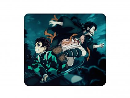 Tanjiro and Nezuko Attack (L)