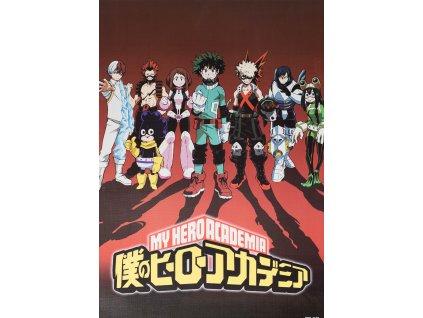 Plakát Boku No Hero Academia - 1 (N)
