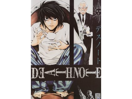 Plakát Death Note - 1 (N)