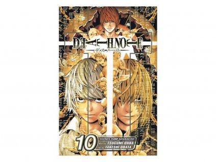Death Note Zápisník smrti 10
