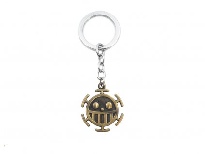 Klíčenka One Piece - lebka