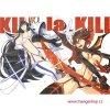 Plakát Kill la Kill - sleva