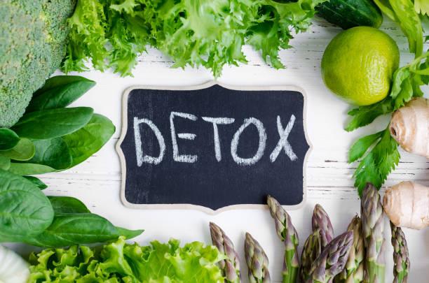 Čas na detoxikaci těla - tipy pro přirozenou detoxikaci