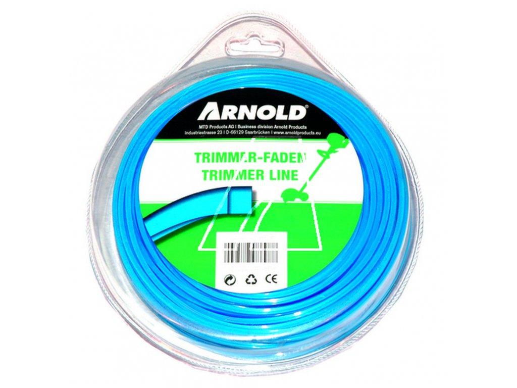 Arnold struna (čtvercový průřez) 46 m/3,0 mm (blistr)