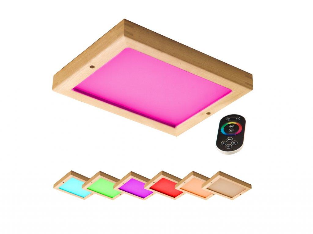 saunové LED světlo KARIBU (66568)