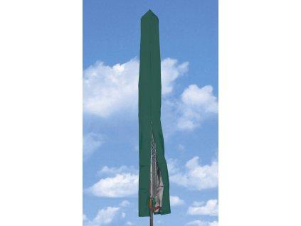 JUWEL - ochranný vak na zip zelený
