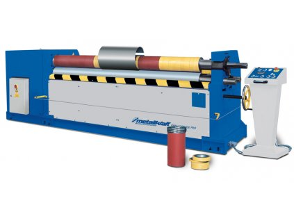 Elektrická zakružovačka plechu RBM 3050-60 E PRO
