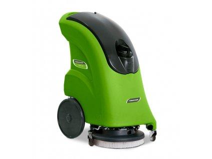 Podlahový mycí stroj SSM 410 (baterie)