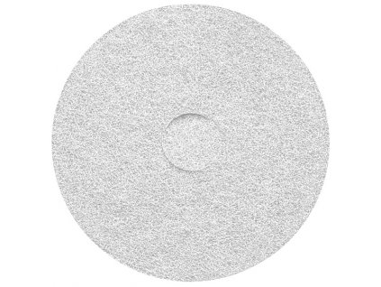 """Leštící pad, bílý 17""""/43,2 cm, 5 ks"""
