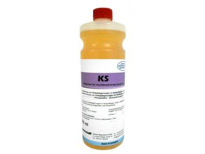 Prostředek proti vodnímu kameni KS, 1 litr