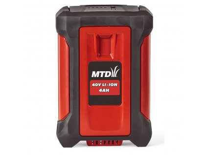 MTD 40 V lithium iontová baterie 4 Ah