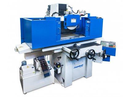 Bruska na plocho FSM 3060 sestava - odměřování a magnetický separátor