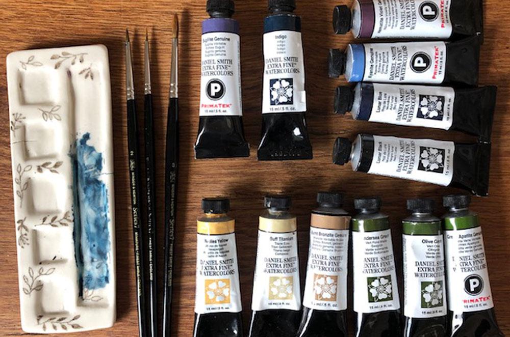 Akvarelové barvy - odpovědi na nejčastější otázky