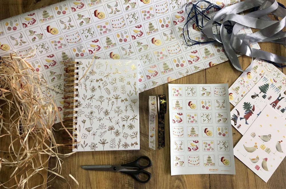 Jak zabalit vánoční dárky bez izolepy?