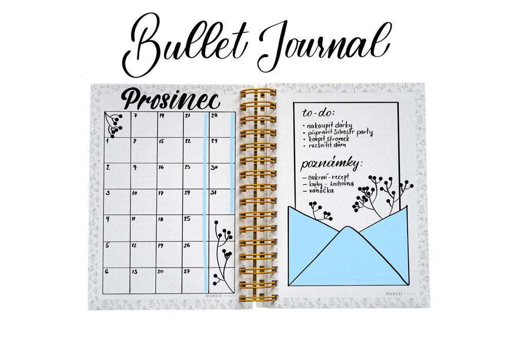 Bullet Journal: nástroj pro smysluplnější a produktivnější život