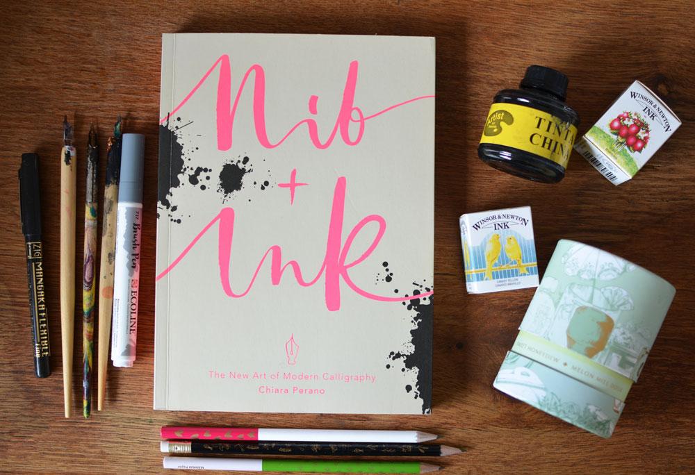 Které psací potřeby nakoupit na krasopísmo a lettering?