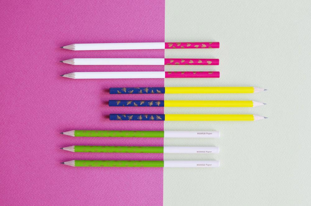 Nové české tužky!