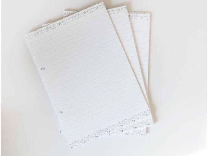 sanon papiry a5 linkovane