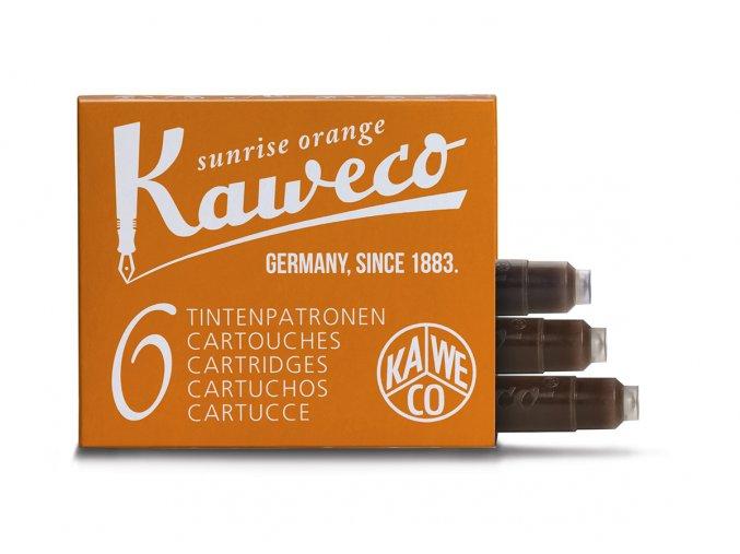 kaweco sunrise orange