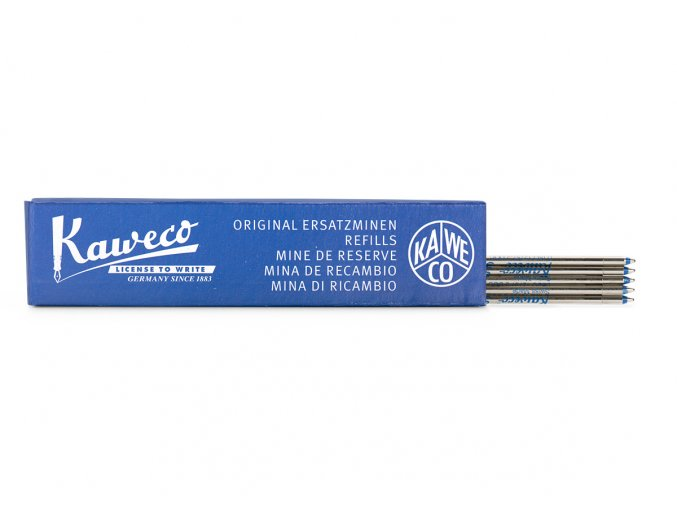 kaweco refills blue1