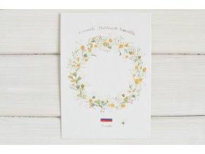 pohlednice rusko