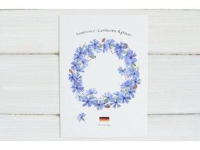 pohlednice nemecko