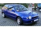 MODEL COROLLA(E11;E11U) 4x100 (od 1997.04)
