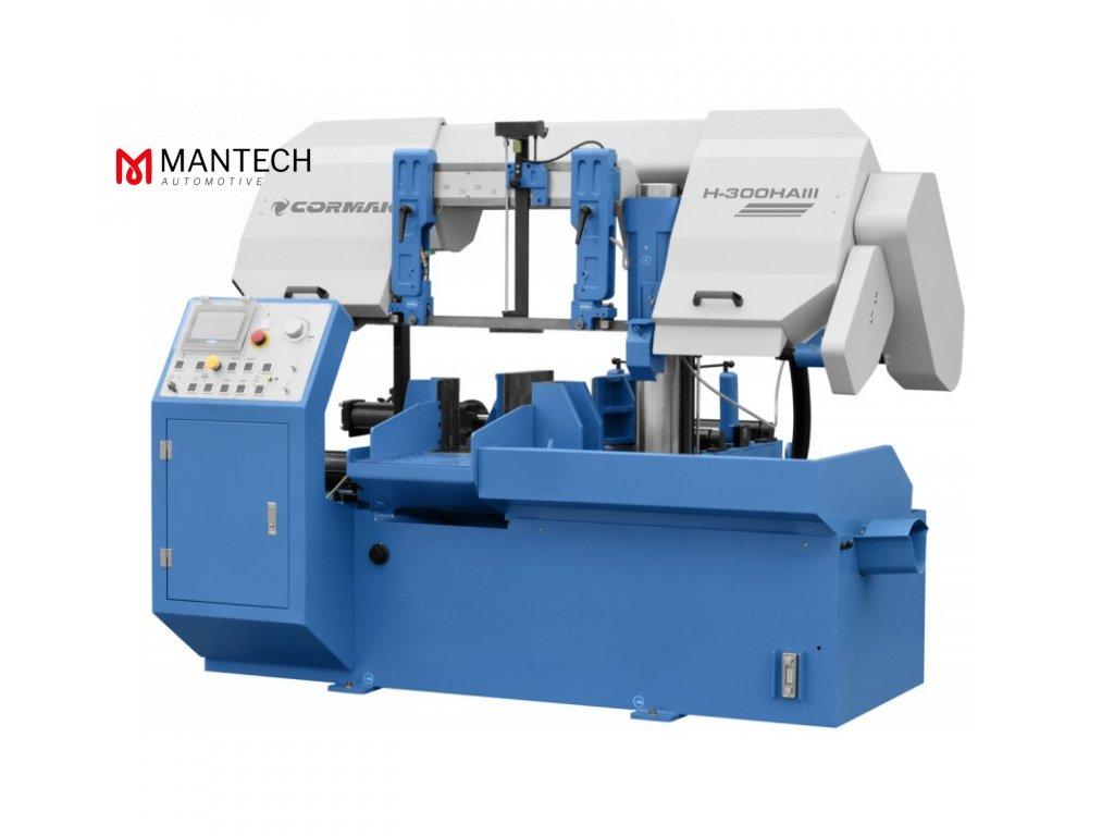 Automatická stĺpová pásová píla CORMAK H 300 HA C33 (11)