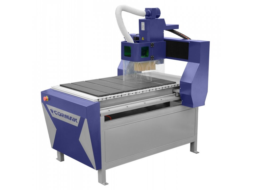 CNC frézka CORMAK C6090