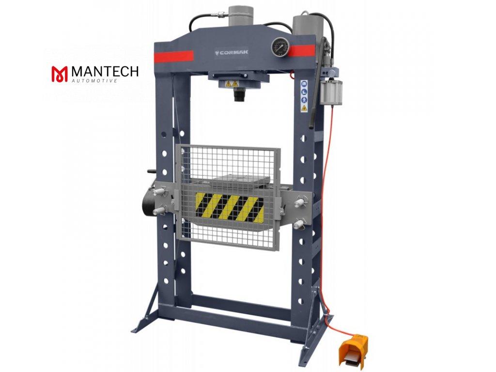 hydraulicko pneumaticky lis 100 ton (1)