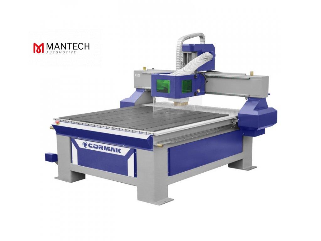CNC frézka CORMAK C1212 PREMIUM 2