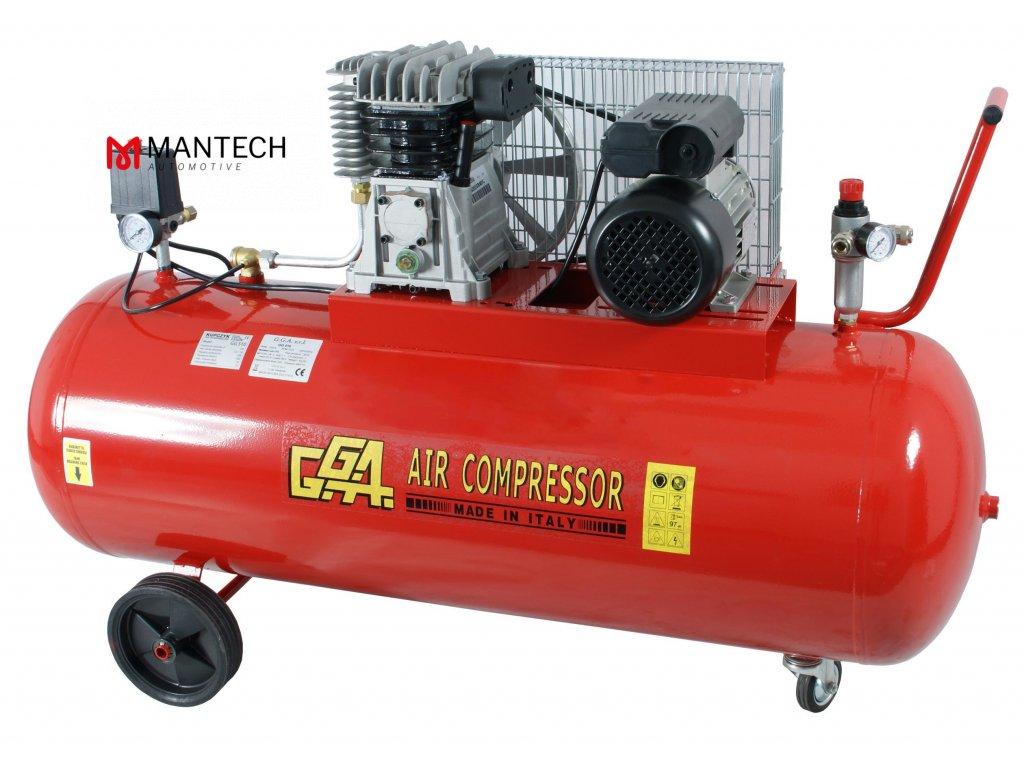 Kompresor Sprezarka B2800B 150 lit GG 510 Kupczyk