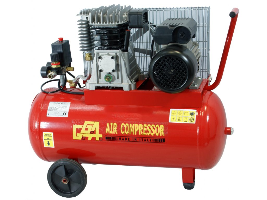 Piestový kompresor GG 191