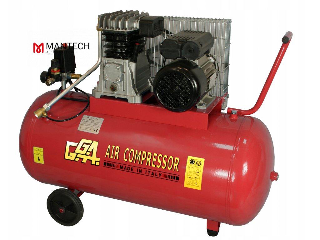 Kompresor Sprezarka B2800 100 Lit GG 490 Kupczyk