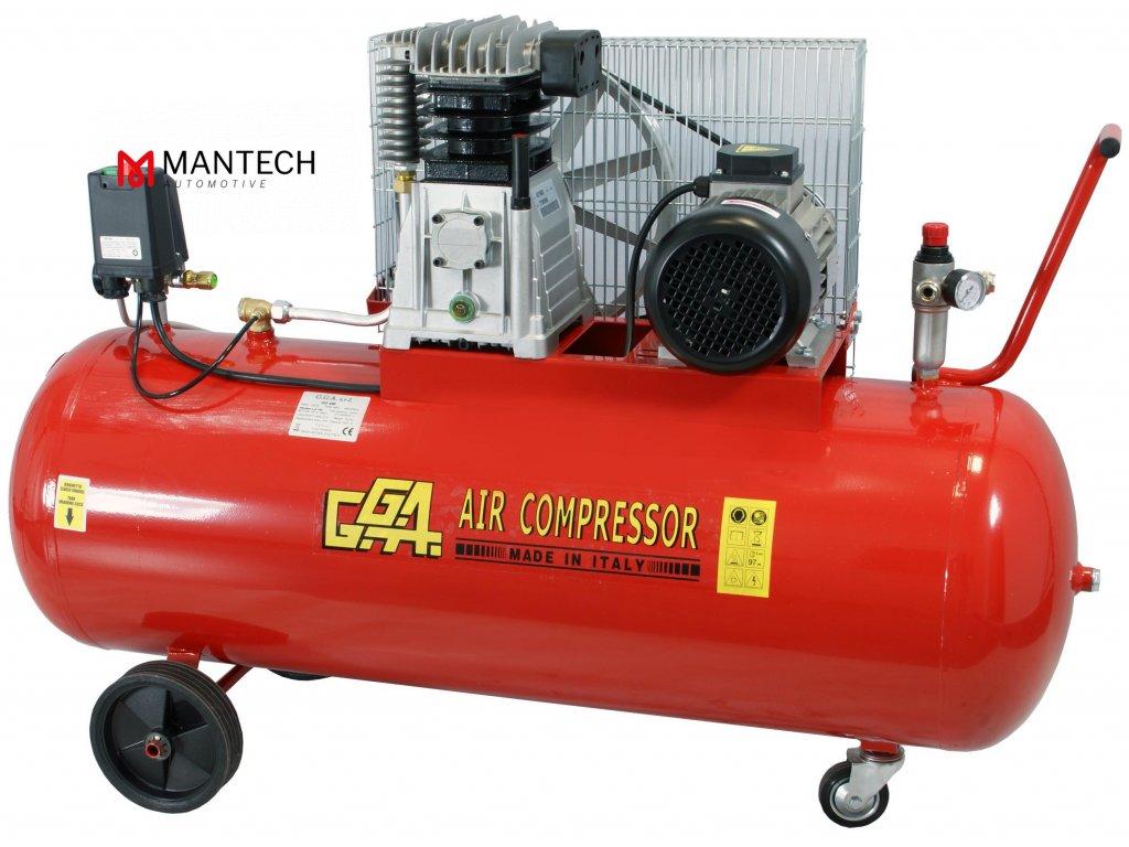 Kompresor Sprezarka B3800B 150Lit GG 450 Kupczyk