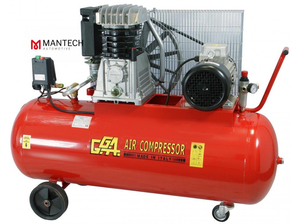 Kompresor Sprezarka Pompa ABAC B5900 GG451 Kupczyk