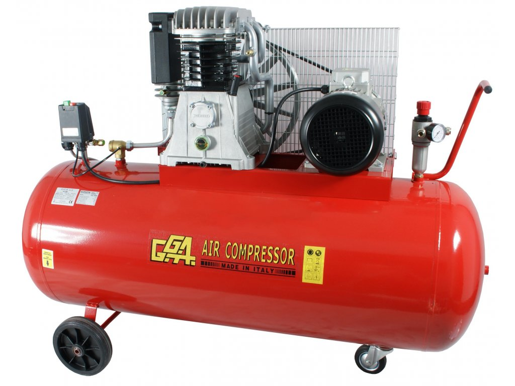 Kompresor Sprezarka Pompa ABAC B6000 GG900 Kupczyk