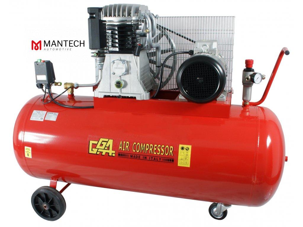 Kompresor ABAC 6000 GG6210 5.5 kW 270 l