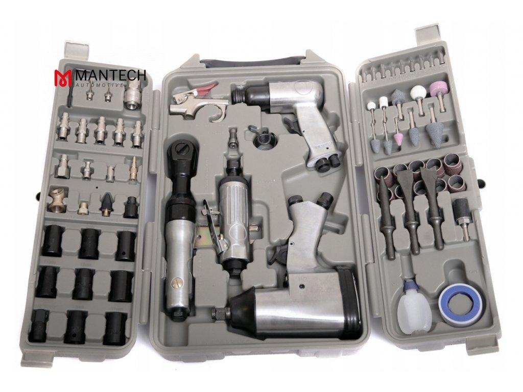 Sada pneumatických nástrojov 71sz Chrastítko pre kľúče