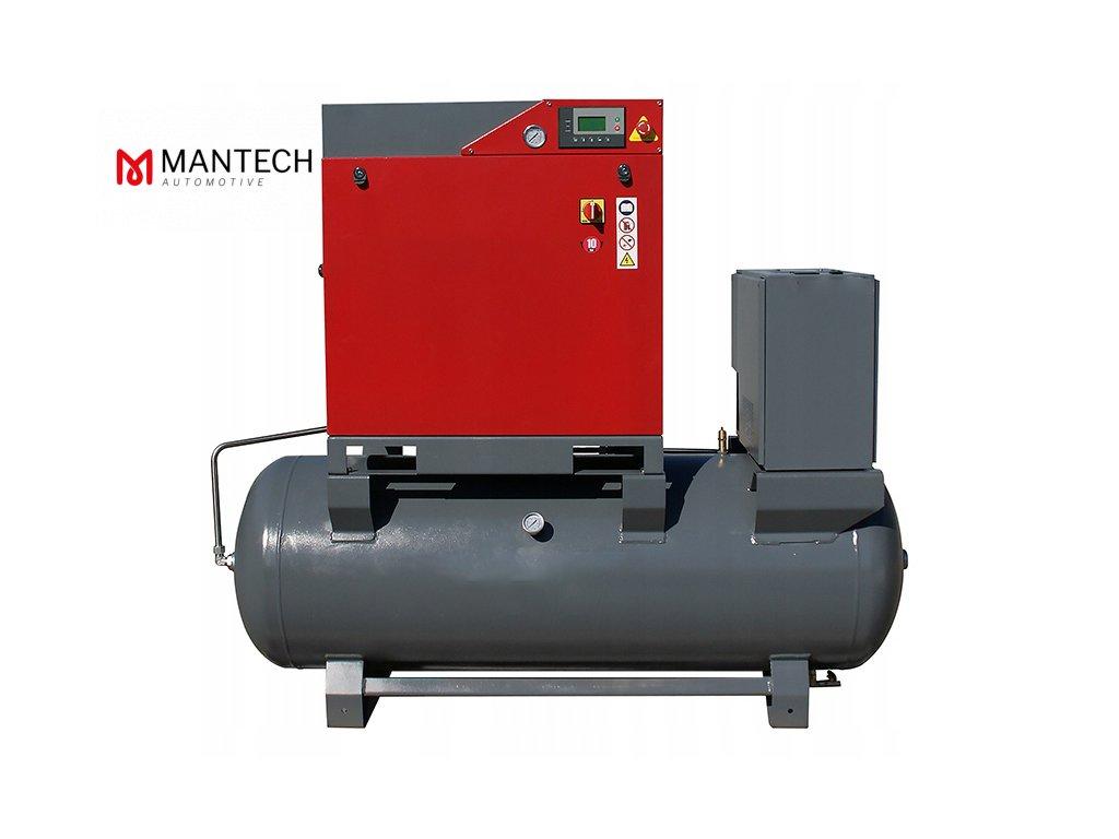 Skrutkový kompresor KKS 10/500D 1100 l/min